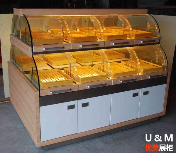 面包展柜,面包展示柜