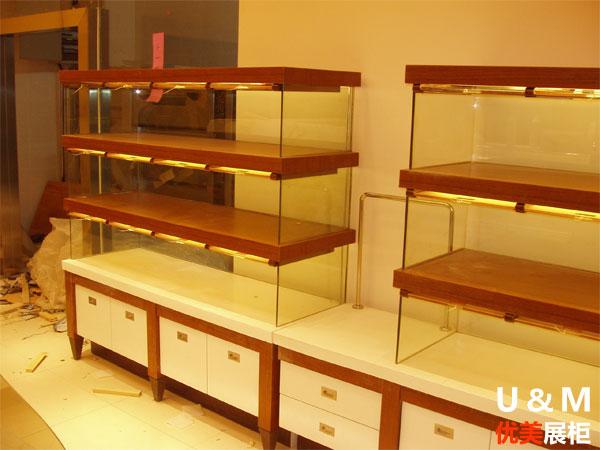 烘焙展示柜,烘焙展柜设计定做 - 蛋糕/面包/冷藏展柜